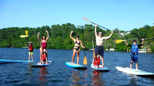 STANDUP PADDLE FAMILY