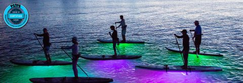 Standup Paddle Full Moon Tour